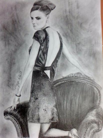 Emily Deschanel by Anastazija